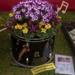 Broxburn Academy, School Gardening 3rd In Schools Planter